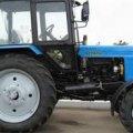 У Житомирській області поліцейські розшукали угнаний трактор
