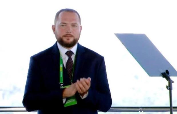 Партія «Слуга народу» висунула Віктора Євдокимова кандидатом у мери Житомира