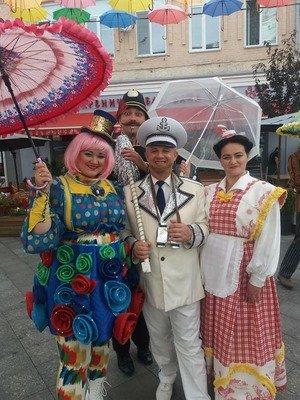 """У Житомирі знімають ролик """"Мій Житомир - головна сцена мого життя"""". ФОТО"""