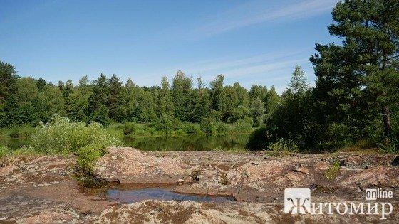 На Житомирщині люди рятують природу від корупціонерів?