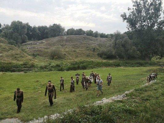 Продовжуються зйомки відеоролика про любов до Житомира. ФОТО