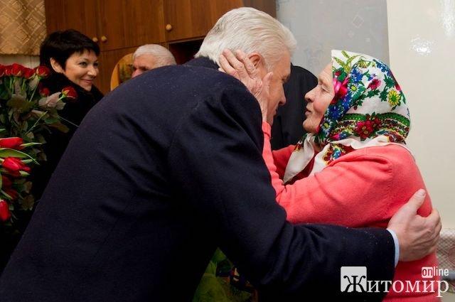 У Новій Романівці померла мама Володимира Литвина