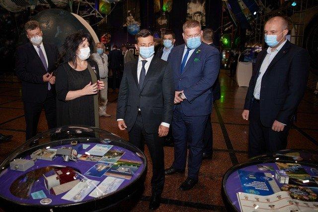 Житомирському Музею космонавтики Зеленський надав статус національного. ФОТО