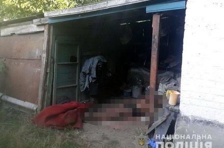 На Житомирщині виявили тіло безхатченка, поліція встановила підозрюваного у вбивстві