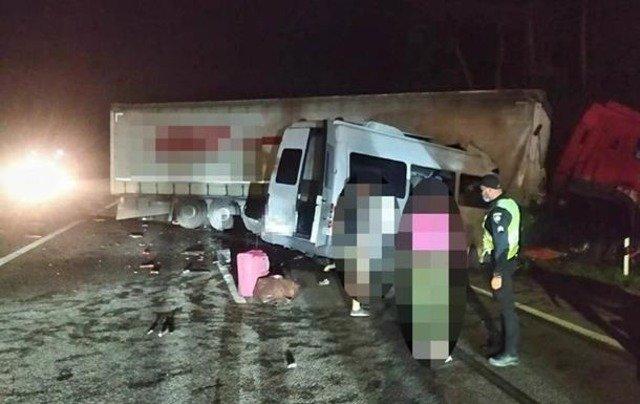 Масштабна ДТП у Києві: шестеро загинули, семеро у реанімації