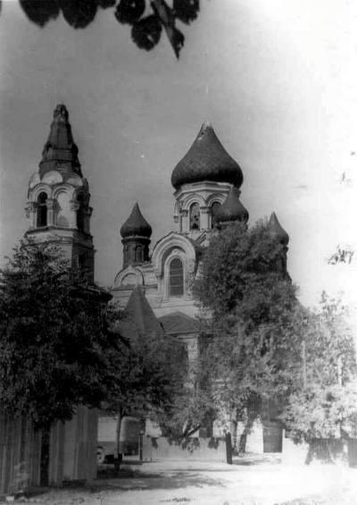 Древний Житомир…