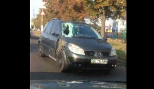 У Житомирі внаслідок ДТП загинув пішоход. ФОТО