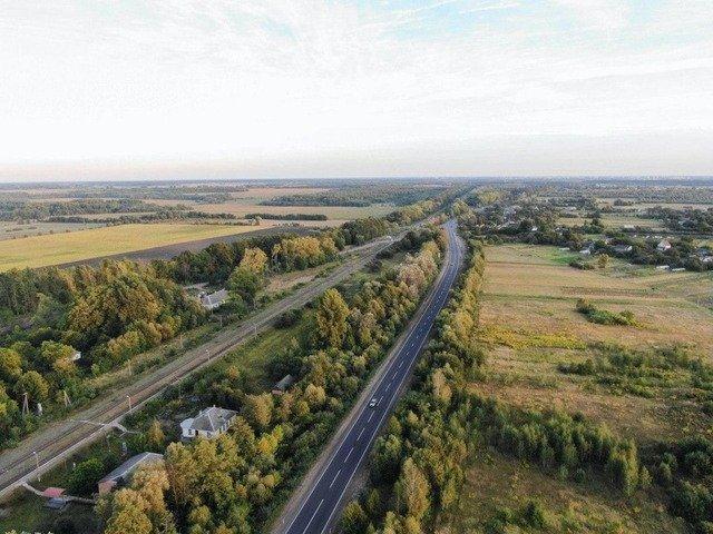 Вперший за 40 років відкапіталили ділянку дороги Житомир-Черняхів. ФОТО