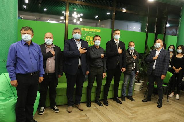 Житомирський обласний осередок «Слуги Народу» визначився з кандидатами на місцеві вибори