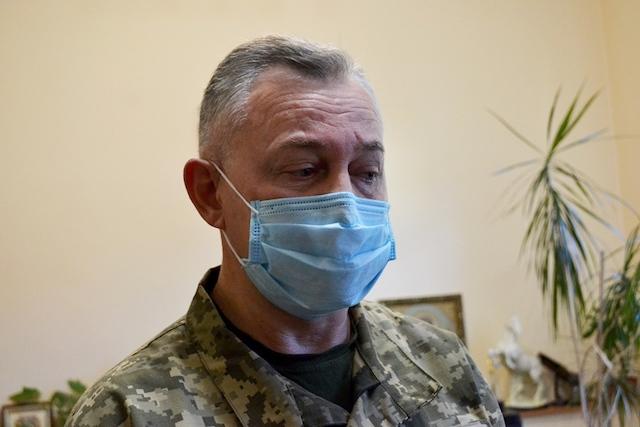 Віктор Євдокимов: «Вчора вони захистили нас, сьогодні ми маємо захистити їх!»