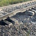 У Житомирській області на залізниці, де стався вибух, відновили рух
