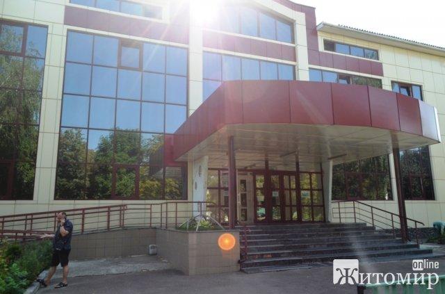 У Житомирі комісія перевірила будівлю басейну. ФОТО