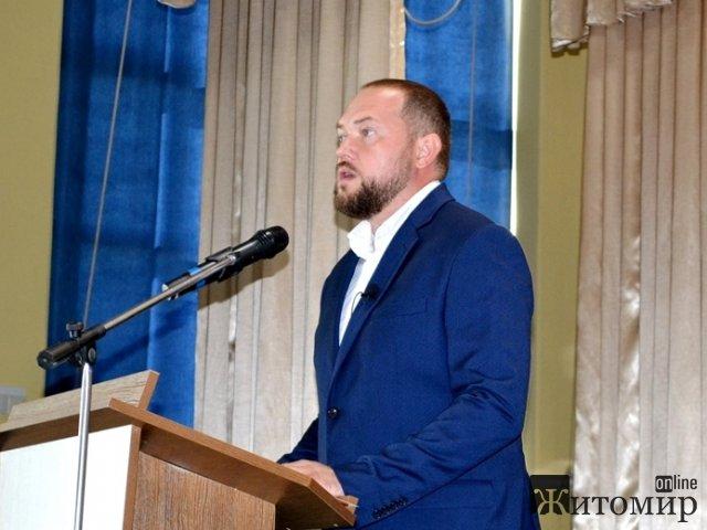 Віктор Євдокимов: Незважаючи на пандемію, до Житомирської політехніки вступили близько 2000 студентів