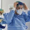 В Україні медики складають 10% від усіх хворих на COVID