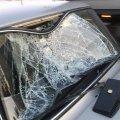На трасі в Тетерівці автомобіль збив жінку. ФОТО