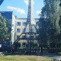 Житомирська «Політехніка» ввечері – майже Париж?