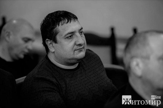 Помер президент Федерації боксу Житомирської області