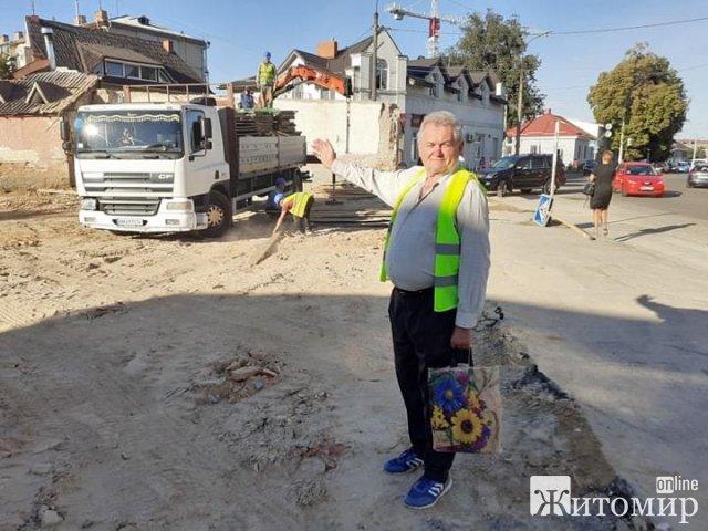 У Житомирі на Кочерги підрядник розібрав приміщення вечірньої школи. ФОТО