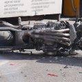 Поліція розбирається з ДТП у Житомирі, де зіштовхнулись мопед та Renault