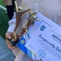 У Житомирі кращі спортсмени отримали стипендії. ФОТО