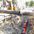У Житомирі 60% каналізаційних мереж знаходяться в аварійному стані, - водоканал. ФОТО