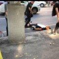 На вулиці Великій Бердичівській у Житомирі, велосипедистові раптово стало погано. ФОТО