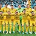 Збірна України зіграє товариський матч з чинними чемпіонами світу