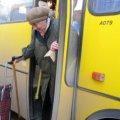 Жителька Житомирського району просить місцеву владу врегулювати питання проїзду пільговиків