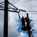 Через негоду на Житомирщині без світла залишились 12 населених пунктів