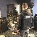 На Київській в Житомирі поліцейські знову перевіряли роботу підпільного грального закладу. ФОТО