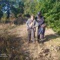 На Житомирщині на території колишнього цукрового заводу жінка впала в яму, знадобились допомога рятувальників. ФОТО