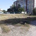 На Маликова в Житомире незнакомец порезал мужчине куртку и руку