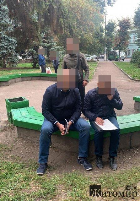 Доцент одного з університетів Житомира отримав від абітурієнта 2900 доларів хабара. ФОТО