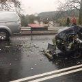 Аварія на Чуднівському мосту. ФОТО
