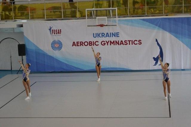 Віктор Євдокимов: Пишаюся спортсменами, які продемонстрували дивовижні навички на Всеукраїнському чемпіонаті