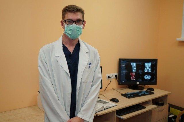 Житомирська обласна дитяча лікарня отримала сучасний комп'ютерний томограф. ФОТО