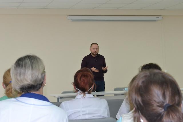 Віктор Євдокимов: Житомиряни, які роками працювали на підприємствах, повинні мати соціальні гарантії
