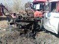 На Луганщині підірвався пожежний автомобіль: 3 постраждалих. ФОТО
