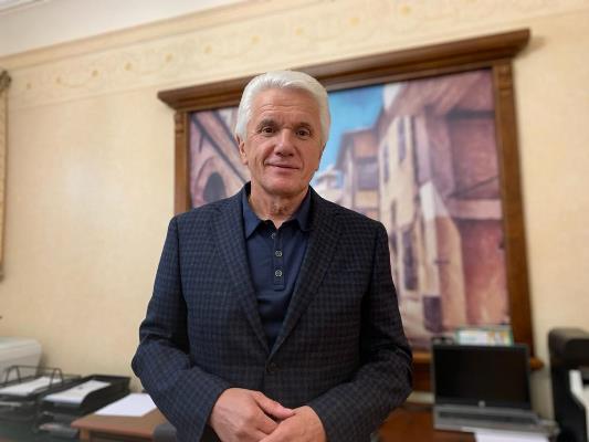 """Владимир Литвин: """"Если бы не было дела Гонгадзе, не было бы ни Майданов, ни войны"""""""