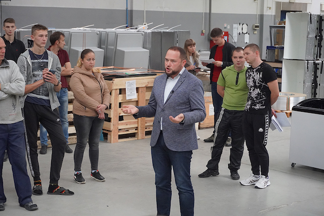 """Віктор Євдокимов: """"Житомиряни - це не дешева робоча сила для інвесторів"""""""