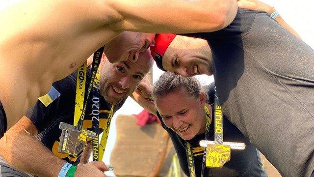 Житомирська команда перемогла у Всеукраїнському забігу з перешкодами. ФОТО