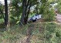 """На Житомирщині """"Волга"""" врізалася у дерево, є травмовані. ФОТО"""