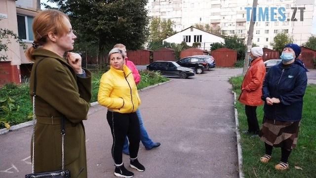 Олена Орлова: «Мешканці вул. Героїв Крут звинувачують міську владу у брехні і терорі»