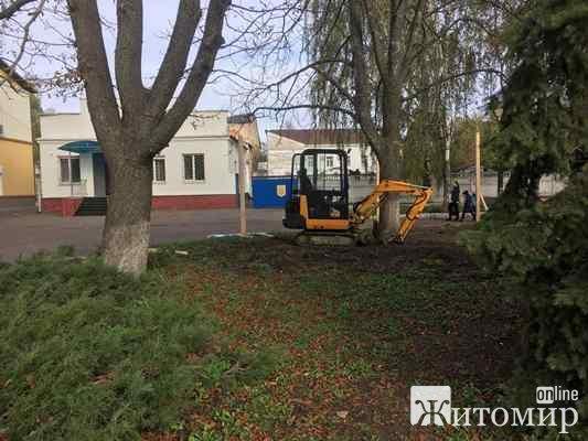 На Новому бульварі у Житомирі будуватимуть