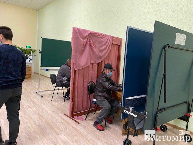 Виборчі дільниці Житомира виявилися неготовими до проведення виборів