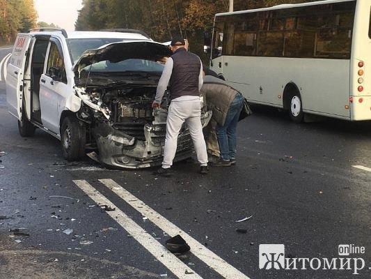 Аварія на трасі
