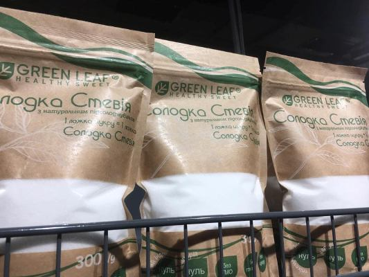 Де у Житомирі можна купити найкращий цукрозамінник? ФОТО