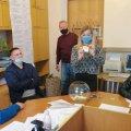 У Бердичеві жеребкуванням встановили номери партій у виборчому бюлетені