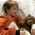 В Великобритании мальчик заразился пневмонией от домашнего хомячка