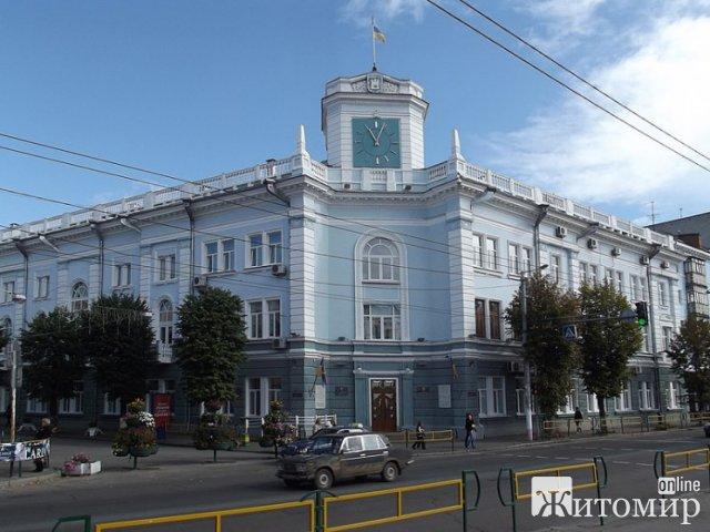На посаду мера Житомир зареєструвалися 13 кандидатів